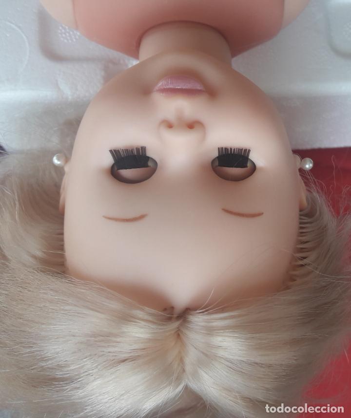 Muñecas Nancy y Lucas: MUÑECA NANCY Famosa rubia articulada con conjunto preu en caja original años 70. - Foto 15 - 249570235