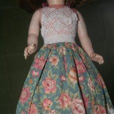 Muñecas Nancy y Lucas: VESTIDO MUÑECA NANCY ORIGINAL AÑOS 70 AD-LIB. Lote 251481340