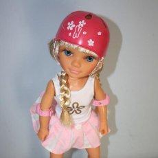 Muñecas Nancy y Lucas: NANCY PATINAR EN CALIFORNIA. Lote 252945490