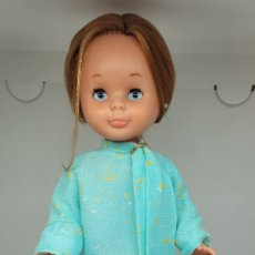 Bonecas Nancy e Lucas: LOTE NANCY VESTIDO MAÑANA AZUL Y ABRIGO VISON NOCHE DE ESTRENO. FAMOSA.. Lote 253303995