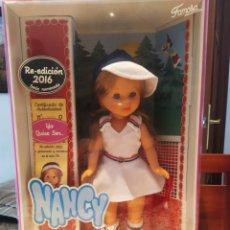 Muñecas Nancy y Lucas: MUÑECA NANCY REEDICIÓN 2016. Lote 253606155