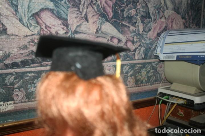 Muñecas Nancy y Lucas: sombrero nancy muñeca graduada original gorro birrete - Foto 3 - 254197715