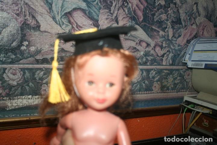 Muñecas Nancy y Lucas: sombrero nancy muñeca graduada original gorro birrete - Foto 5 - 254197715