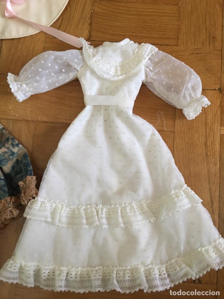 Muñecas Nancy y Lucas: Dos Vestidos originales NANCY modelo NOSTALGIA - Foto 2 - 254214985