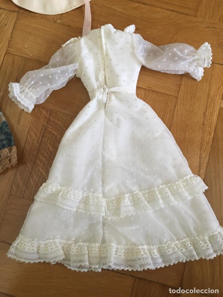 Muñecas Nancy y Lucas: Dos Vestidos originales NANCY modelo NOSTALGIA - Foto 5 - 254214985