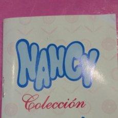 Muñecas Nancy y Lucas: CATALOGO NANCY COLECCION BOUTIQUE. Lote 254644030