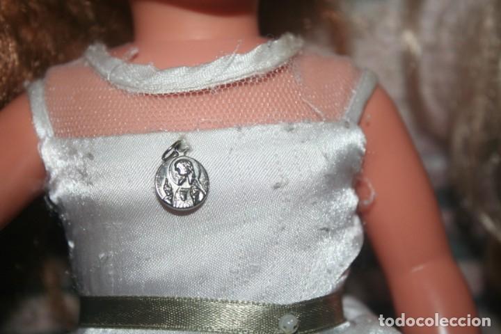 Muñecas Nancy y Lucas: vestido original muñeca nancy comunion - Foto 10 - 193722832