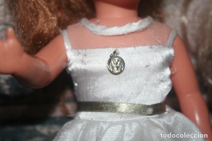 Muñecas Nancy y Lucas: vestido original muñeca nancy comunion - Foto 11 - 193722832