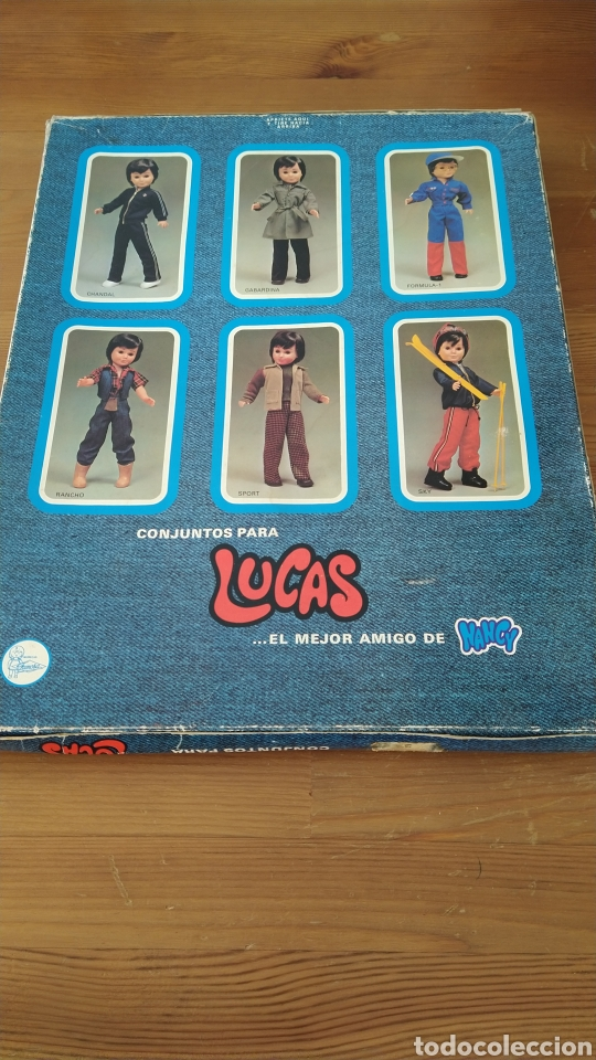 Muñecas Nancy y Lucas: Conjunto Lucas Famosa - Foto 2 - 255533855
