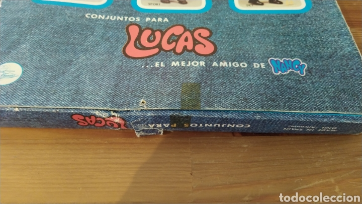 Muñecas Nancy y Lucas: Conjunto Lucas Famosa Rancho - Foto 5 - 255534400