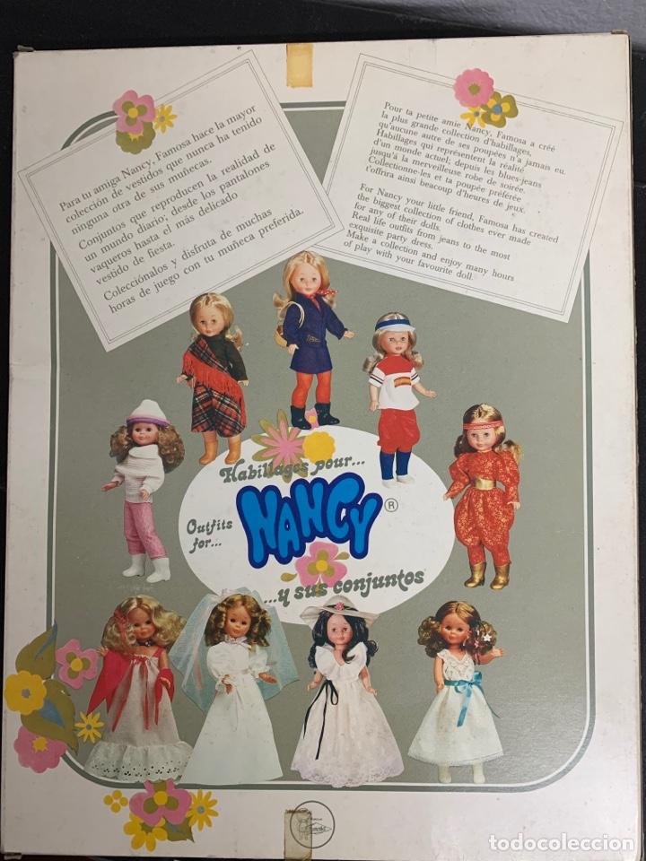 Muñecas Nancy y Lucas: Antiguo conjunto de Nancy años 80 - Foto 2 - 255614820
