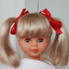 Bambole Nancy e Lucas: NANCY CON FLEQUILLO TODA DE ORIGEN MUY NUEVA. Lote 257341140