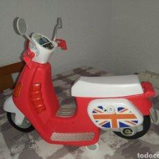 Muñecas Nancy y Lucas: MOTO DE NANCY NEW UN DÍA EN LONDRES.. Lote 257696570