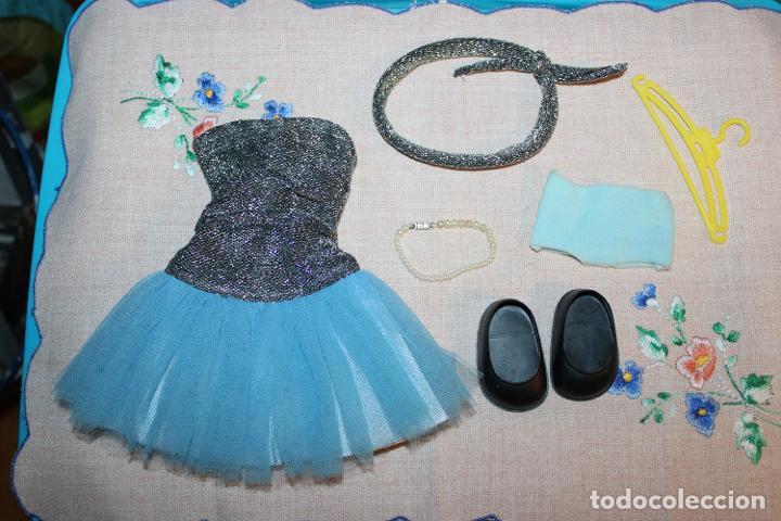 CONJUNTO DE ROPA NUMERO 80084 DE LA MUÑECA NANCY ANTIGUA (Juguetes - Muñeca Española Moderna - Nancy y Lucas, Vestidos y Accesorios)