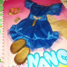 Muñecas Nancy y Lucas: VESTIDO MUÑECA NANCY. Lote 258797835