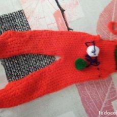 Muñecas Nancy y Lucas: VESTIDO BABY MOCOSETE. Lote 260047045