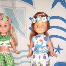 Muñecas Nancy y Lucas: NANCY DE FAMOSA AÑOS 70 PELIRROJA RAYA AL LADO COCKTAIL SELLADA SOLO FAMOSA SE VENDE DESNUDA. Lote 144641842