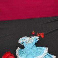 Muñecas Nancy y Lucas: CONJUNTO NANCY GITANA AZUL. Lote 262454695