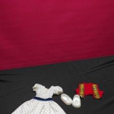 Muñecas Nancy y Lucas: CONJUNTO NANCY PASTORA. Lote 262480320