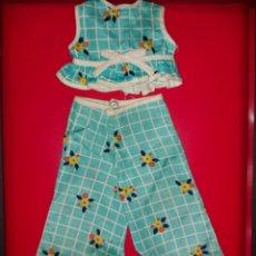 Muñecas Nancy y Lucas: CONJUNTO NANCY ORIGINAL FAMOSA. Lote 262705865