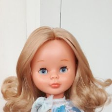 Muñecas Nancy y Lucas: NANCY RUBIA TOBILLO GORDITO SOLO FAMOSA. Lote 262809450