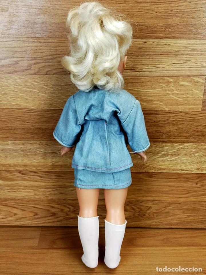 Muñecas Nancy y Lucas: Preciosa Nancy rubia con conjunto jeans trousseau - Foto 4 - 263163025