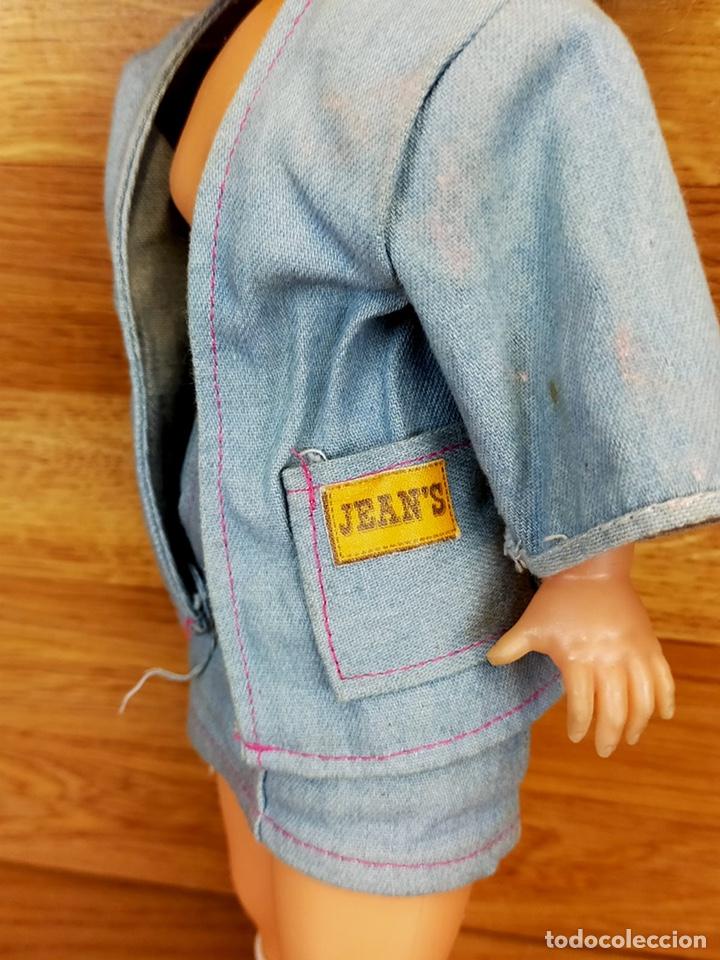 Muñecas Nancy y Lucas: Preciosa Nancy rubia con conjunto jeans trousseau - Foto 6 - 263163025