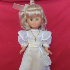 Muñecas Nancy y Lucas: MUÑECA NANCY DE COMUNICACIÓN ANTIGUA. Lote 265422154