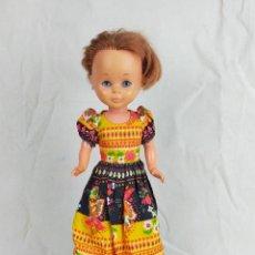 Muñecas Nancy y Lucas: PRECIOSA NANCY PELIRROJA PATABOLLO ( SOLO MUÑECA). Lote 266575863