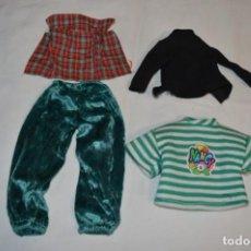 Muñecas Nancy y Lucas: CONJUNTO ROPAS VARIADAS DE NANCY / REPUESTO PARA NANCY ANTIGUA / FAMOSA - ¡MIRA FOTOS/DETALLES!. Lote 267115674