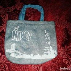Muñecas Nancy y Lucas: BOLSO NANCY DE TELA. Lote 267310119