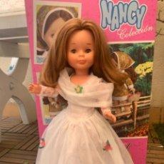 Bonecas Nancy e Lucas: CONJUNTO NANCY ESPERANDO AL PRINCIPE AÑOS 70. Lote 267745279