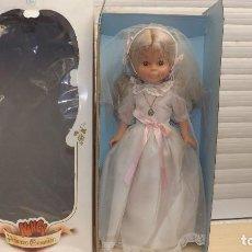 Bambole Nancy e Lucas: NANCY PRIMERA COMUNIÓN CON CAJA. Lote 268400019