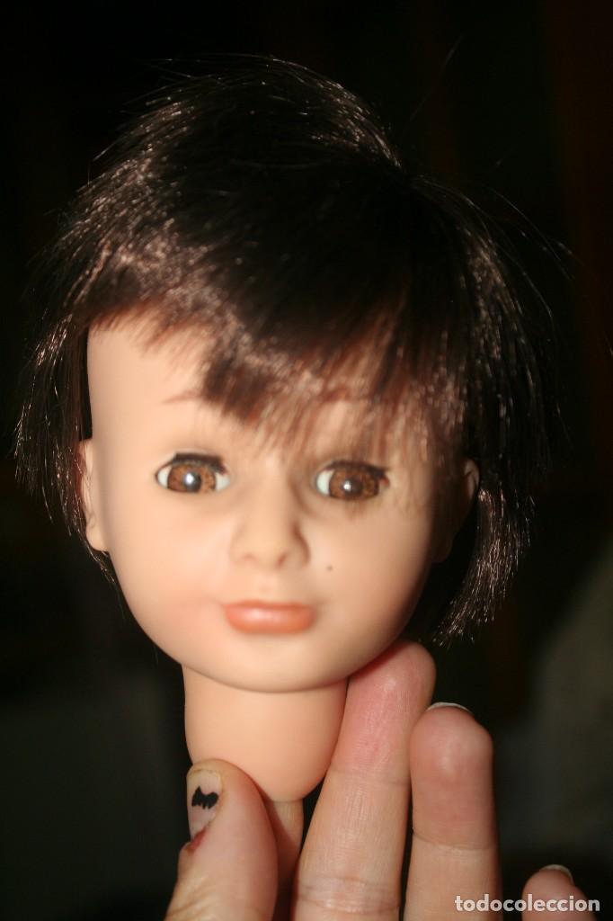 Muñecas Nancy y Lucas: cabeza original muñeco lucas - Foto 2 - 268621114