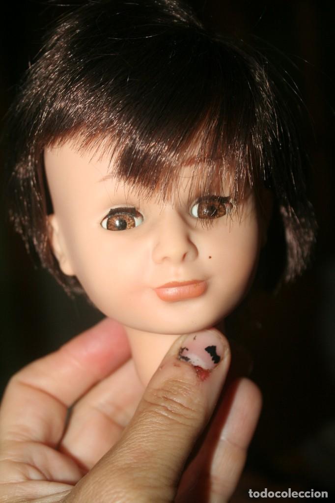 Muñecas Nancy y Lucas: cabeza original muñeco lucas - Foto 6 - 268621114