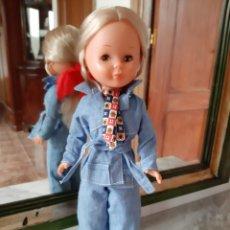 Bambole Nancy e Lucas: NANCY FAMOSA RUBIA AÑOS 70 RESERVADA. Lote 268784809