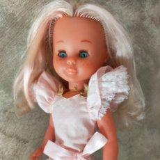 Muñecas Nancy y Lucas: MUÑECA NANCY MI PRIMER BAILE AÑOS 80. Lote 270884378