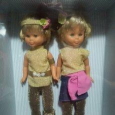 Muñecas Nancy y Lucas: 2 NANCY STAR + TRAJE ORIGINAL. Lote 272269093