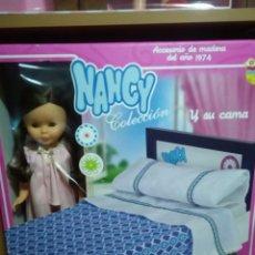 Muñecas Nancy y Lucas: NANCY REEDICIÓN CAMA. Lote 272273113