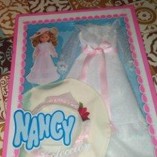 Muñecas Nancy y Lucas: MODELO NOSTALGIA BLANCO NANCY. Lote 272328703
