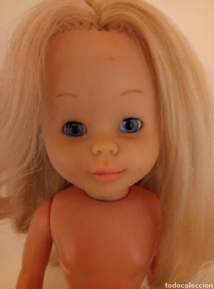 Muñecas Nancy y Lucas: Nancy articulada rubia años 70 - Foto 5 - 275995783