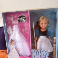Muñecas Nancy y Lucas: NANCY CENICIENTA TROUSSEAU A ESTRENAR. Lote 277593653