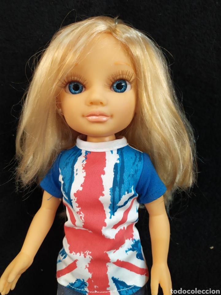Muñecas Nancy y Lucas: Nancy articulada, ropa original Famosa. - Foto 2 - 277643193