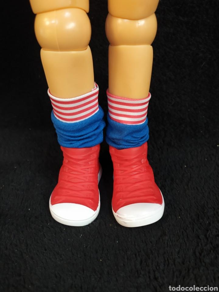 Muñecas Nancy y Lucas: Nancy articulada, ropa original Famosa. - Foto 6 - 277643193
