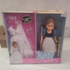 Muñecas Nancy y Lucas: MUÑECA NANCY REEDICIÓN CENICIENTA PRECINTADA. Lote 277715848