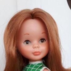 Muñecas Nancy y Lucas: NANCY PELIRROJA TOBILLO GORDITO SOLO FAMOSA. Lote 277851043