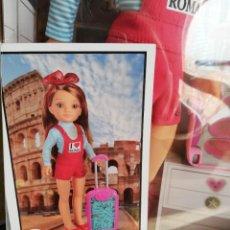 Muñecas Nancy y Lucas: NANCY NEW VIAJERA A ROMA, NUEVA A ESTRENAR. Lote 280684583