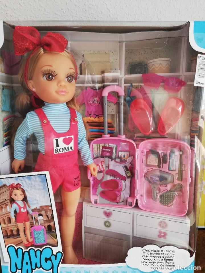 Muñecas Nancy y Lucas: Nancy new viajera a Roma, nueva a estrenar - Foto 3 - 280684583