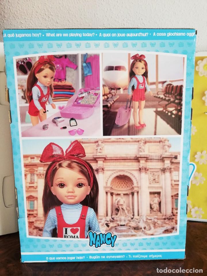 Muñecas Nancy y Lucas: Nancy new viajera a Roma, nueva a estrenar - Foto 5 - 280684583