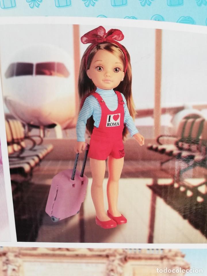Muñecas Nancy y Lucas: Nancy new viajera a Roma, nueva a estrenar - Foto 11 - 280684583